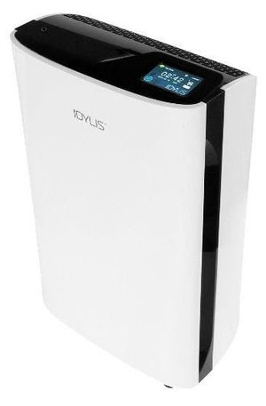 Idylis 5-Speed 465-sq ft HEPA Air Purifier ENERGY STAR Item # 560907 Model # AC-2118 for Sale in Port St. Lucie, FL
