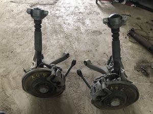 PARTS FOR 2012-2014 AUDI A4 REAR RIGHT / LEFT SUSPENSION STRUT SPINDLE PARTING OUT PARTES for Sale in Opa-locka, FL