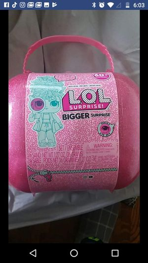 LOL bigger surprise for Sale in La Vergne, TN