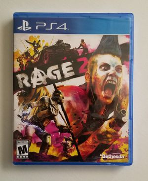 RAGE 2 NEW SEALED - PS4 for Sale in Las Vegas, NV