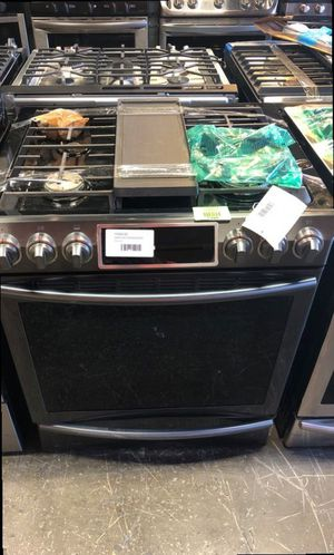 Samsung Model:NX58K9500WG Gas Slide-in Y3 for Sale in Los Angeles, CA