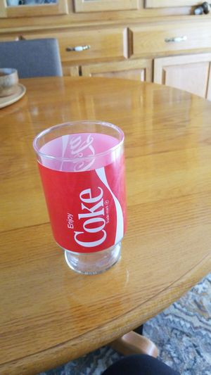 Coca Cola glass for Sale in Washington, PA