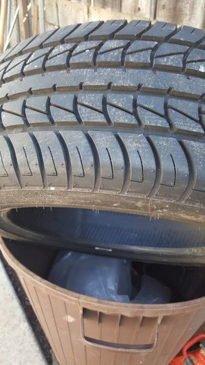 Nearly new car tire 205/55/R16 for Sale in Oroville, CA