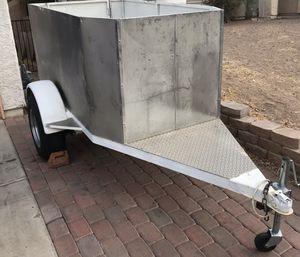 Custom utility trailer 4'x7' for Sale in Henderson, NV