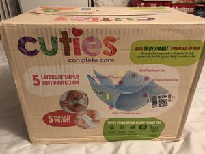 Baby diapers, size 1 for Sale in Federal Way, WA