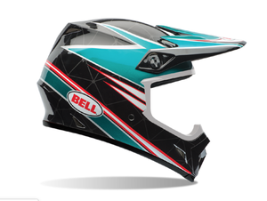 Bell Powersports MX-9 Airtrix Paradise MX ATV Motocross Helmet Mens for Sale in Seattle, WA