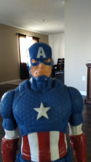 Marvel's Captain America Toy for Sale in Fontana, CA