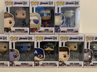 Avengers Endgame Funko Pop for Sale in Houston,  TX