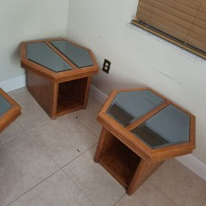 Coffee table set for Sale in Hialeah, FL