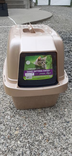 Cat Littler box for Sale in Puyallup, WA