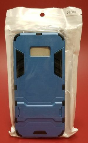 Samsung Galaxy S8 Plus Blue Kickstand Case for Sale in San Diego, CA