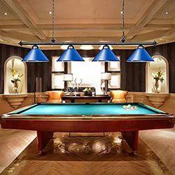 Wellmet Island Lighting, 4 Light Pool Table Light 8ft/9ft/10ft/11ft Tables, Kitchen, Dinning Room, Bar for Sale in North Las Vegas,  NV