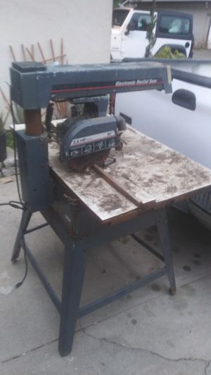 Table saw for Sale in La Verne, CA