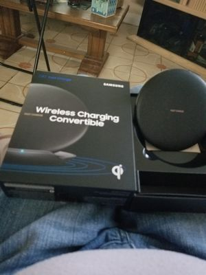 Wireless charging convertible/Samsung for Sale in Miami, FL