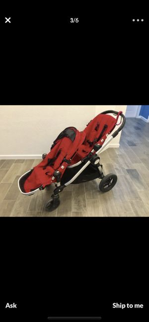 City select double stroller for Sale in Coral Gables, FL