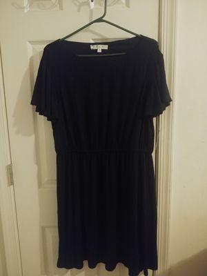 Juniors XL Flutter Sleeve Jersey Dress for Sale in Washington, DC