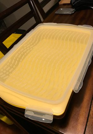 Meat marinade container and grilled tray for Sale in Hialeah, FL