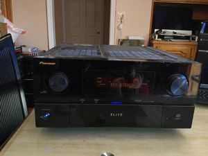 Pioneer ELITE SC-05 Home Theater Receiver for Sale in Hayward, CA