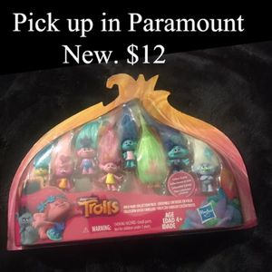 Trolls mini set for Sale in Paramount, CA