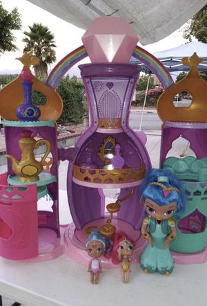 Castillo Musical de Shimmer and Shine for Sale in El Monte, CA