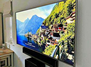 LG 60UF770V Smart TV for Sale in Hermitage, AR