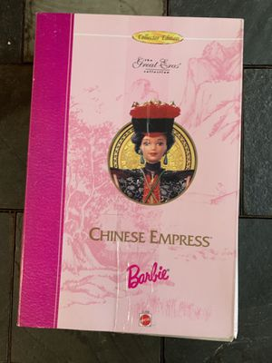 Chinese empress collector Barbie for Sale in Miami Shores, FL