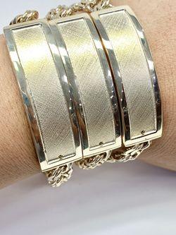 10 karat gold chino link bracelet custom handmade payment available (# MMLBL) for Sale in Baytown,  TX