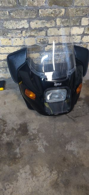 Motorcycle front fairing wind jam for Sale in Chicago, IL