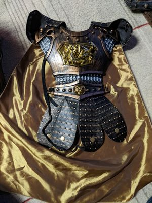 5/6 boys Knight costume for Sale in Belmont, CA