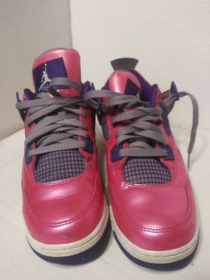 Rare Authentic Pink Jordans Size 7 for Sale in Louisville, KY