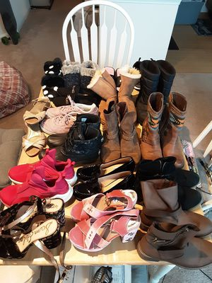 Ladies Shoes & Boots $5 Each Pair for Sale in Washington, DC