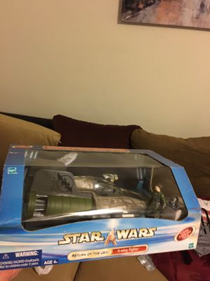 Unopened from 2002 starwars for Sale in Garland, TX