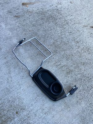 Bob dualie peg perego car seat adapter cup holder combo double stroller for Sale in La Mesa, CA