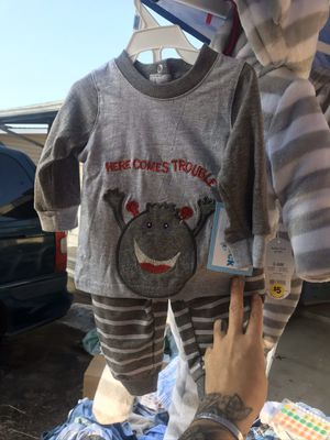 Lot of (3) 3-6 month winter sleepers - New with Tags for Sale in Fresno, CA