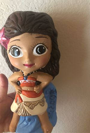 Moana Piggy Bank for Sale in Moreno Valley, CA