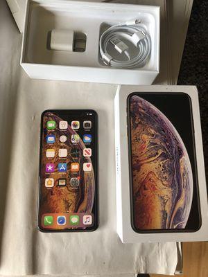 iPhone XS Max for Sale in Reston, VA