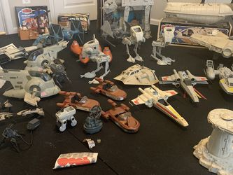 Vintage Star Wars Toys - ANH, ESB, and ROJ for Sale in Ashburn,  VA