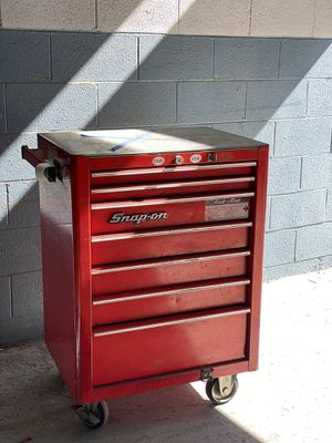 SNAP-ON Seven Drawer Tool Rollaway Box for Sale in Carson, CA