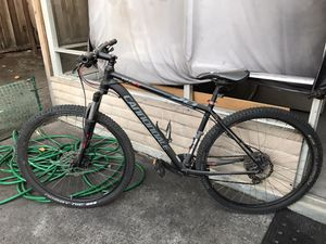 Men's size Large Cannondale Trail 6 Mountain Bike for Sale in Fremont, CA