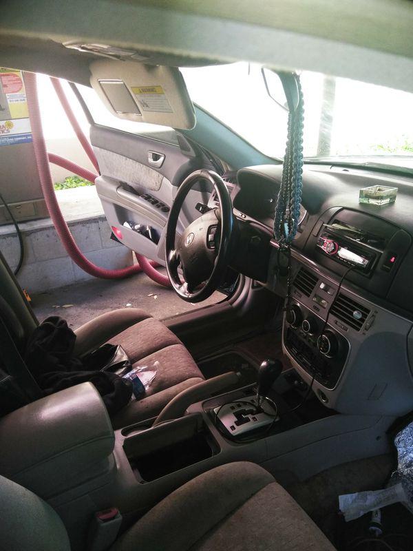 Hyundai sonata 4 doors