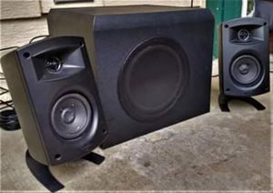 Klipsch ProMedia 2.1 Speaker System for Sale in Hillsboro, OR