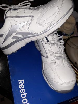 Safety shoes por men size 10 new for Sale in Brentwood, NC