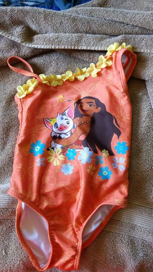 Moana Bathing suit for Sale in Fresno, CA