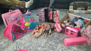 Barbie dolls and things for Sale in Bonney Lake, WA