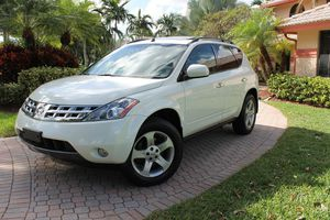 !2OO4 Nissan Murano car forsale for Sale in Baltimore, MD