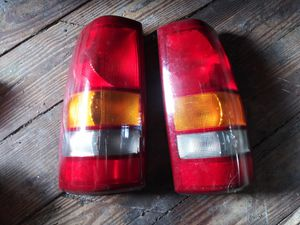 02 chevy silverado tail lights for Sale in Tampa, FL