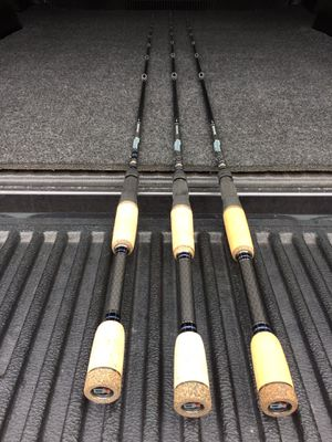 NEW! Dobyns SIERRA Series SA 735 C Casting Fishing Rod for Sale in Fullerton, CA