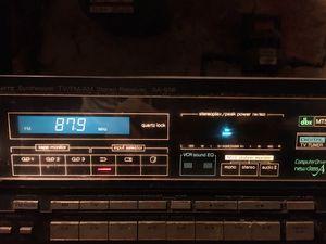 Technics Stereo Receiver SA-956 for Sale in Philadelphia, PA
