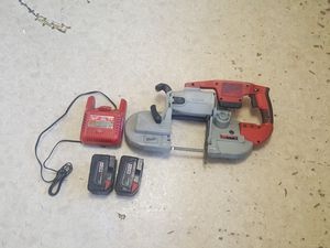M28 Milwaukee bandsaw for Sale in Taylors, SC