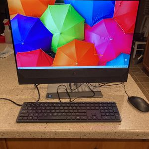 "HP Pavilion All-in-one 24"" Touchscreen For Trade for Sale in Orem, UT"